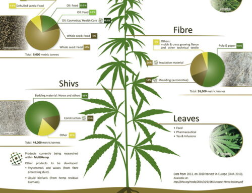 Hemp Biomass Products