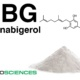 CBGA Isolate 1g - 99% Cannabigerolic Acid