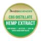 CBG Distillate 1kg - 80% Cannabigerol