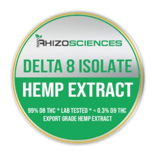 Delta 8 THC Isolate