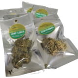CBD Hemp Flower - Super Lemon Haze CBD 1 gram