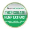 THCP Isolate - tetrahydrocannabiphorol