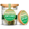 CBD Hemp Flower - Super Lemon Haze CBD 3.5 grams