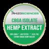 CBGA Isolate 1 gram