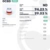 CBD/CBDA liquid